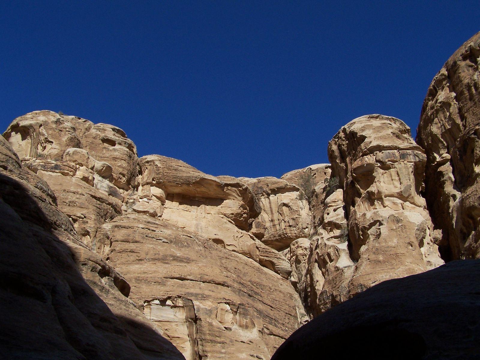 Tourisme Jordanie - Siq Al-Barid : la petite Petra ! 6