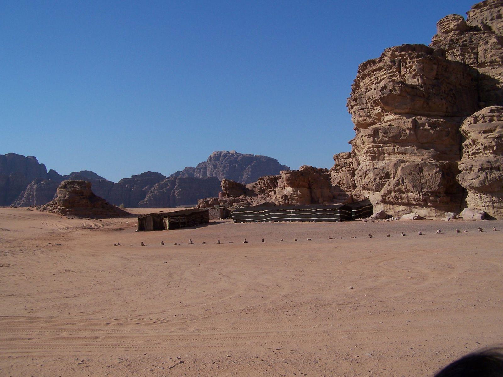 Désert du Wadi Rum ; un cadre unique et merveilleux en Jordanie 8