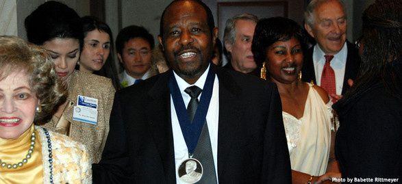 Rusesabagina récompensé par Lantos Foundation