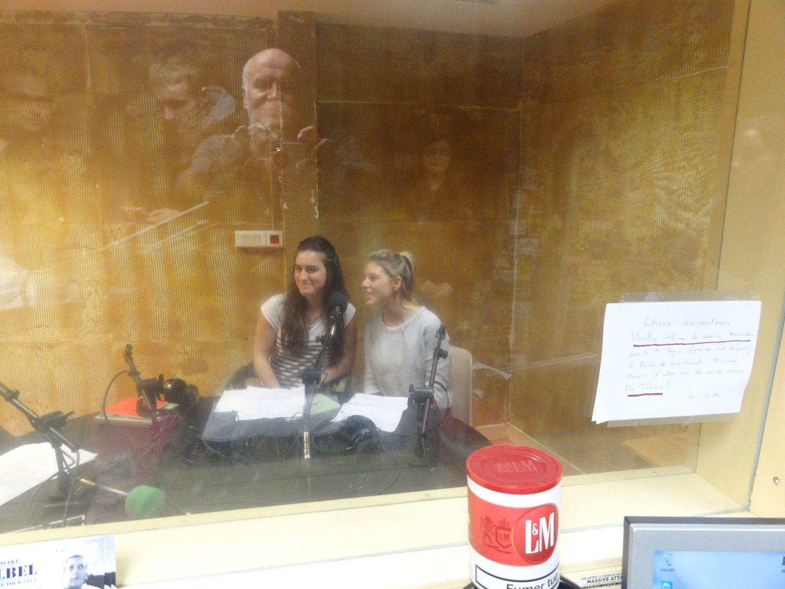 Samedi 1er mars 2014,  de 14 h à 15 heures 30, sur Fréquence Mutine, les lycéens d'i-voix ont conçu et animé en direct une émission entièrement consacrée à leur projet...