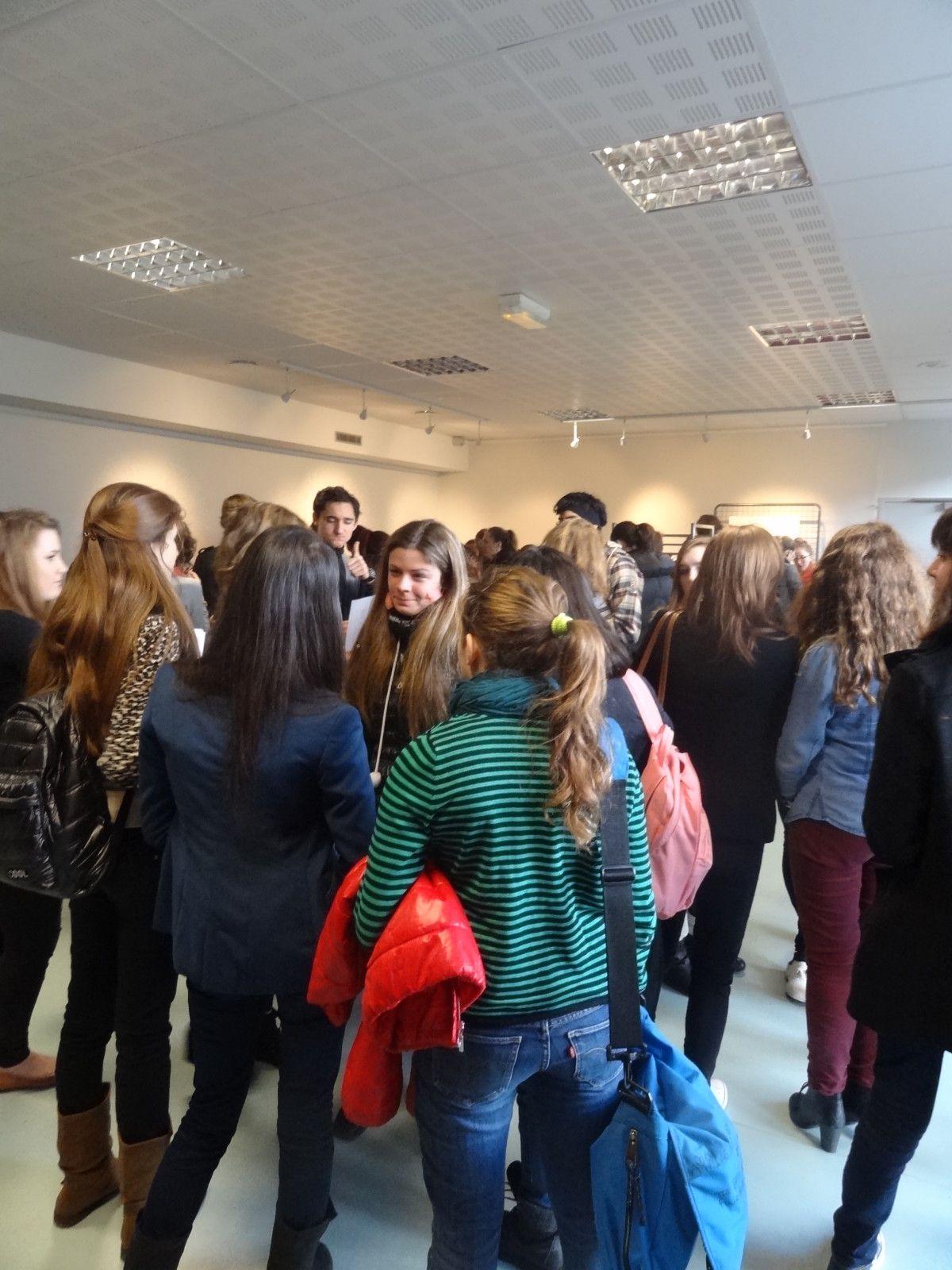 En mars 2013, 39 lycéens livournais du Liceo Cecioni ont séjourné à Brest et rencontré leurs camarades du lycée de l'Iroise ...