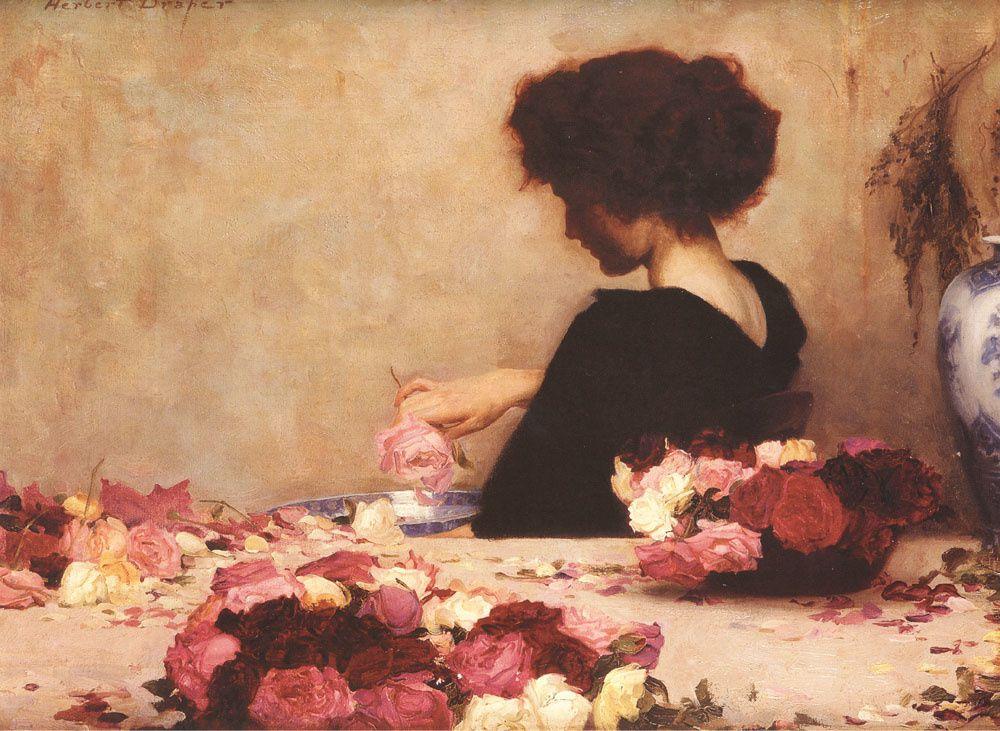 Herbert James Draper (1863 - 1920) était un peintre britannique de l'époque victorienne.