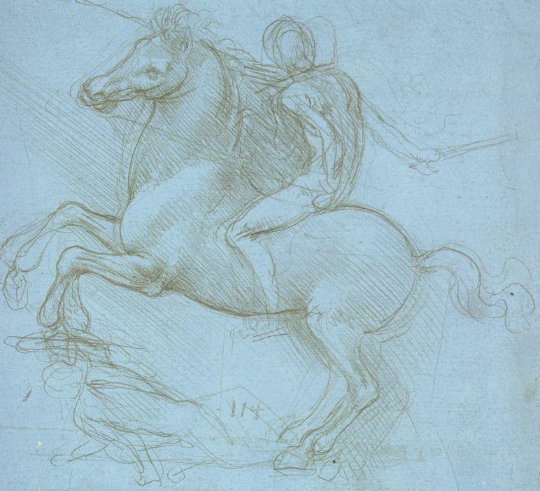 Images : Art de l'artiste Leonard de Vinci
