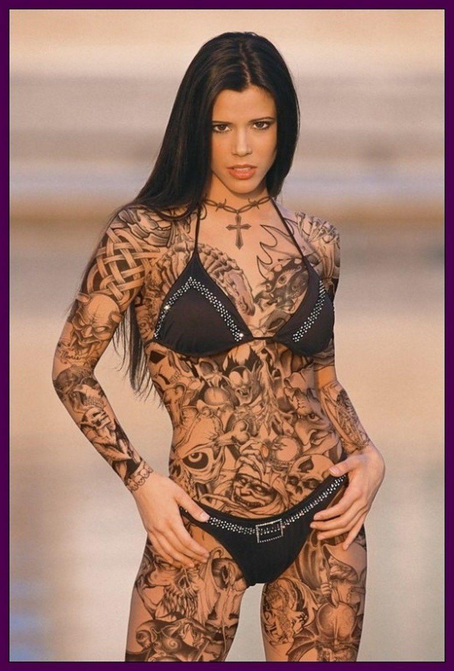 La peinture corporelle ou body-painting est une des premières formes d'expression plastique utilisées par nos ancêtres.