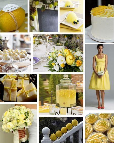 deco theme jaune decos mariage jaunes decoration de mariage theme jaune decors jaunes mariages
