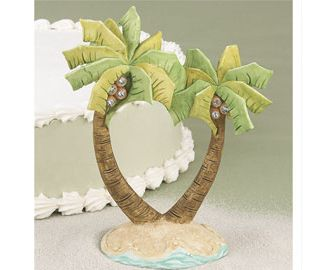 cake topper palmiers ref 85708