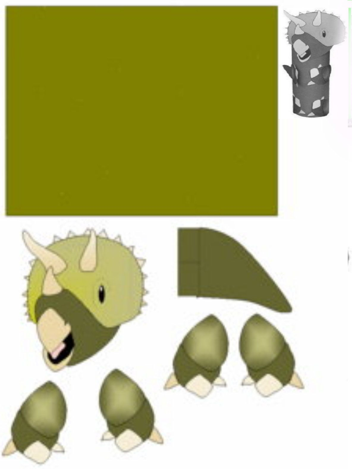 Activité Manuelle Avec Du Papier Peint fiche technique/dinosaure/décoration/récup/surprise/chat