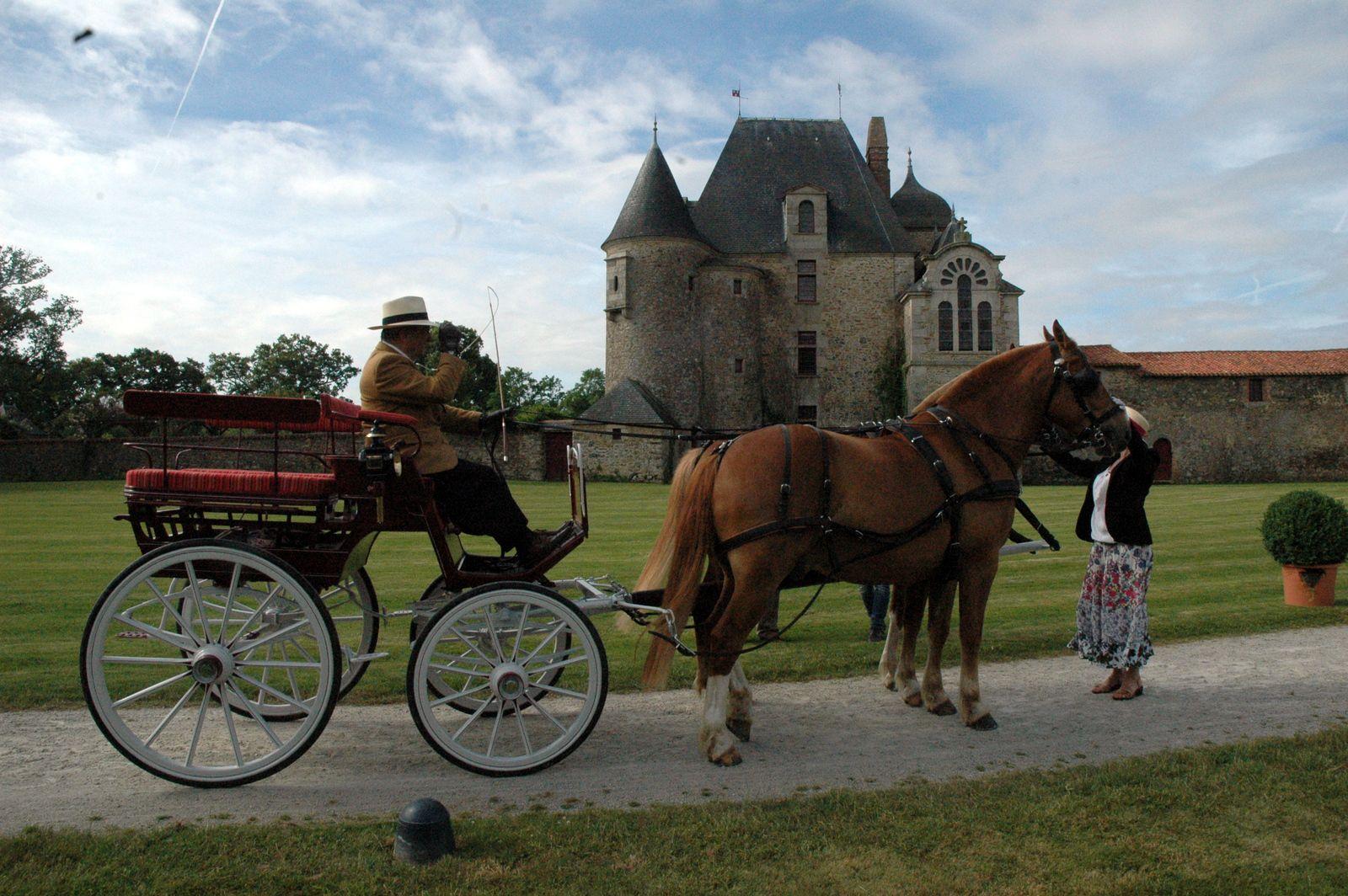 Photos de J.J. Triboy, Madame Dehaut, Monsieur Pouplard.