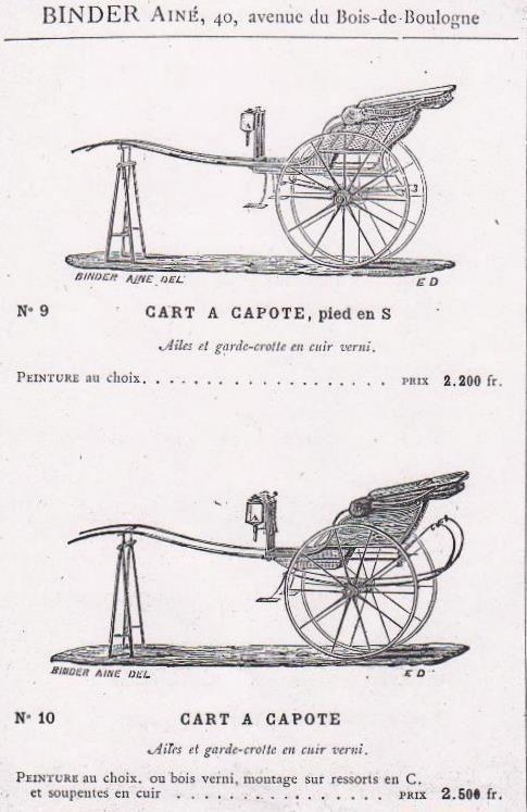 Album - 1 Binder-aine-1878-1889 catalogues