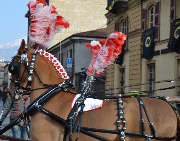 """Album en lien avec l'article """"Carnaval d'Ivréa""""2011 avec les photos de Guy Charveriat et de 2012 avec les photos carnavale et P de"""