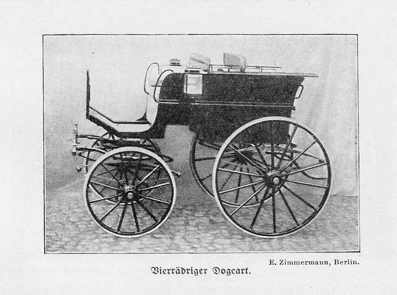 """Photos liées à l'article """"F Zimmerman: une grande fabrique allemande."""