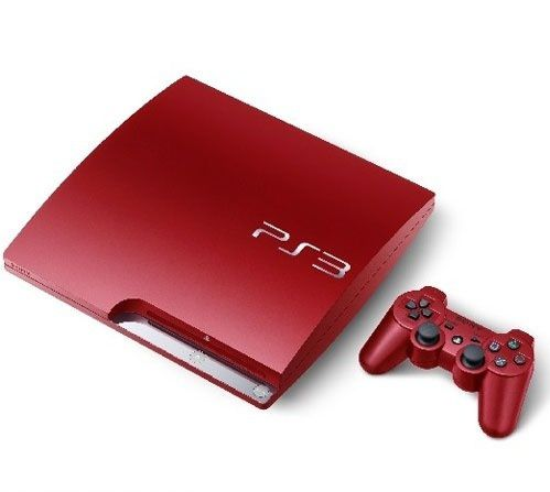 ps3 red 02