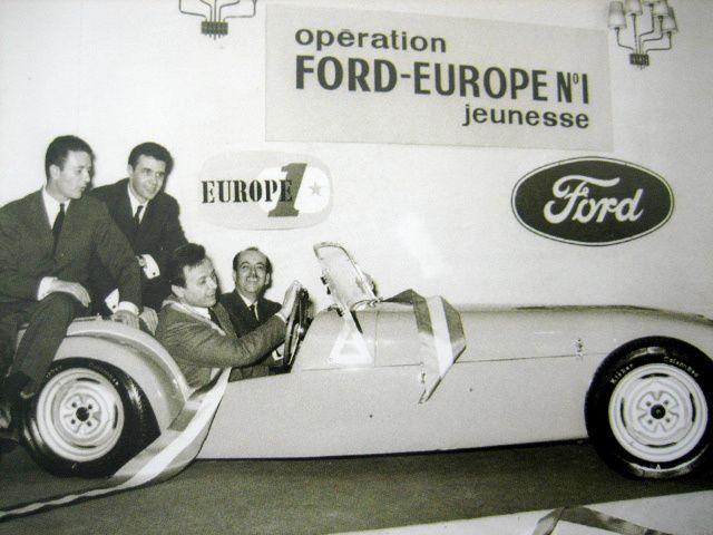 Opération Ford Jeunesse 1964