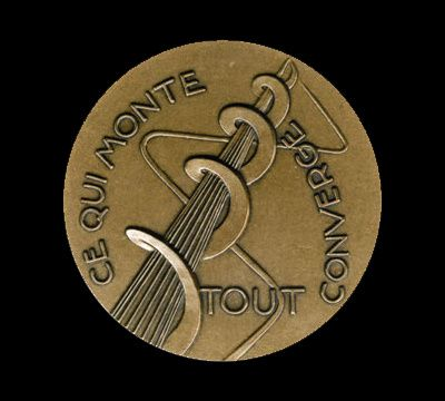 Medaille 00