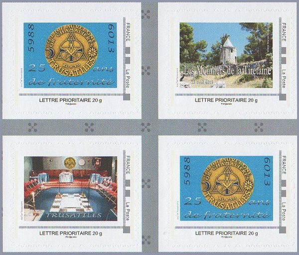 Timbres 25