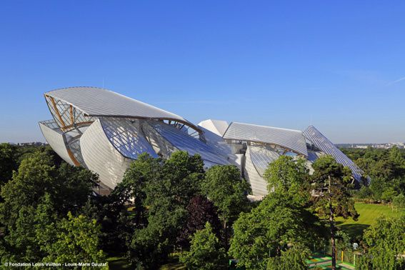 Fondation-Louis-Vuitton-Architecte-Frank-Gehry