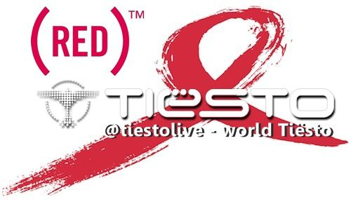 Tiësto and RED campaign World AIDS Day 2012