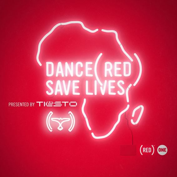 Tiësto Dance (RED) Save Lives N°1 Top album Dance US, top chart world...