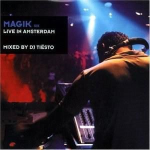 Tiësto - MAGIK SIX - Live in Amsterdam, rerelease