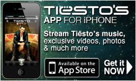 Tiësto appliaction iphone ipod