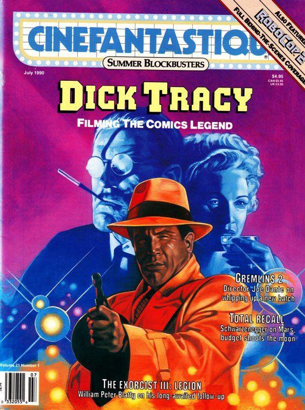 Dick Tracy - Cinefantastique