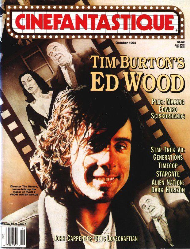 Ed Wood - Cinefantastique