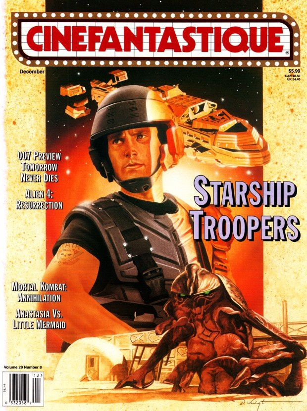 Starship Troopers - Cinefantastique