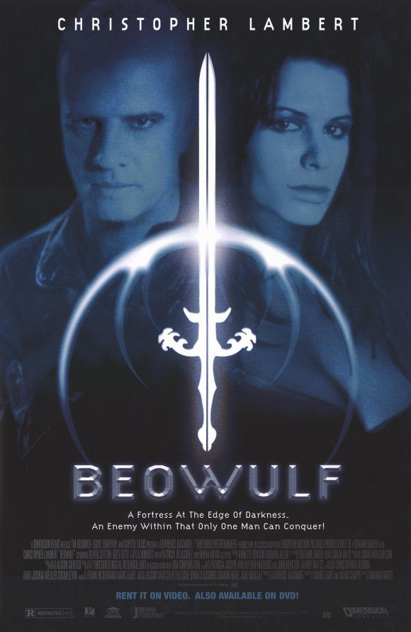 Beowulf - affiche