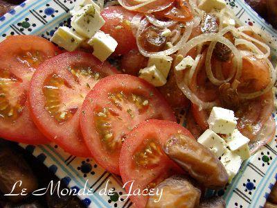 Tomaten-Dattel