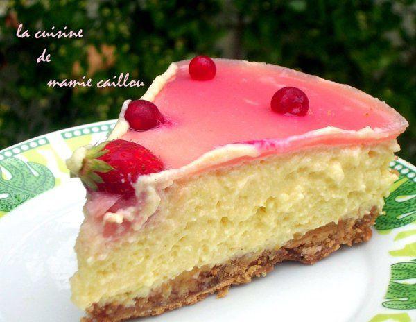 Blog de mariecaillou :LA CUISINE DE MAMIE CAILLOU, Cheesecake Corse...