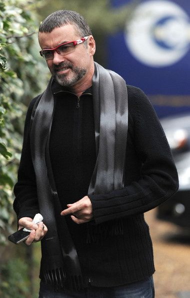 Exclusive+George+Michael+Spotted+Out+London+Eg N9QY4STMl