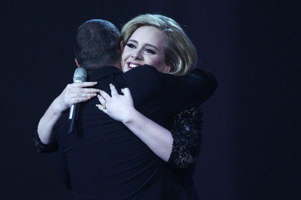 George+Michael+BRIT+Awards+2012+Show+hpqNsGDk Rll