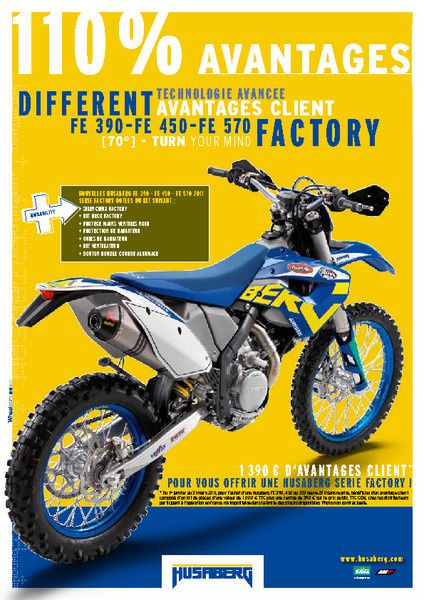 serie factory husaberg 2011