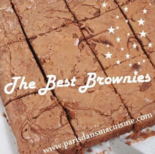 concours the best brownies