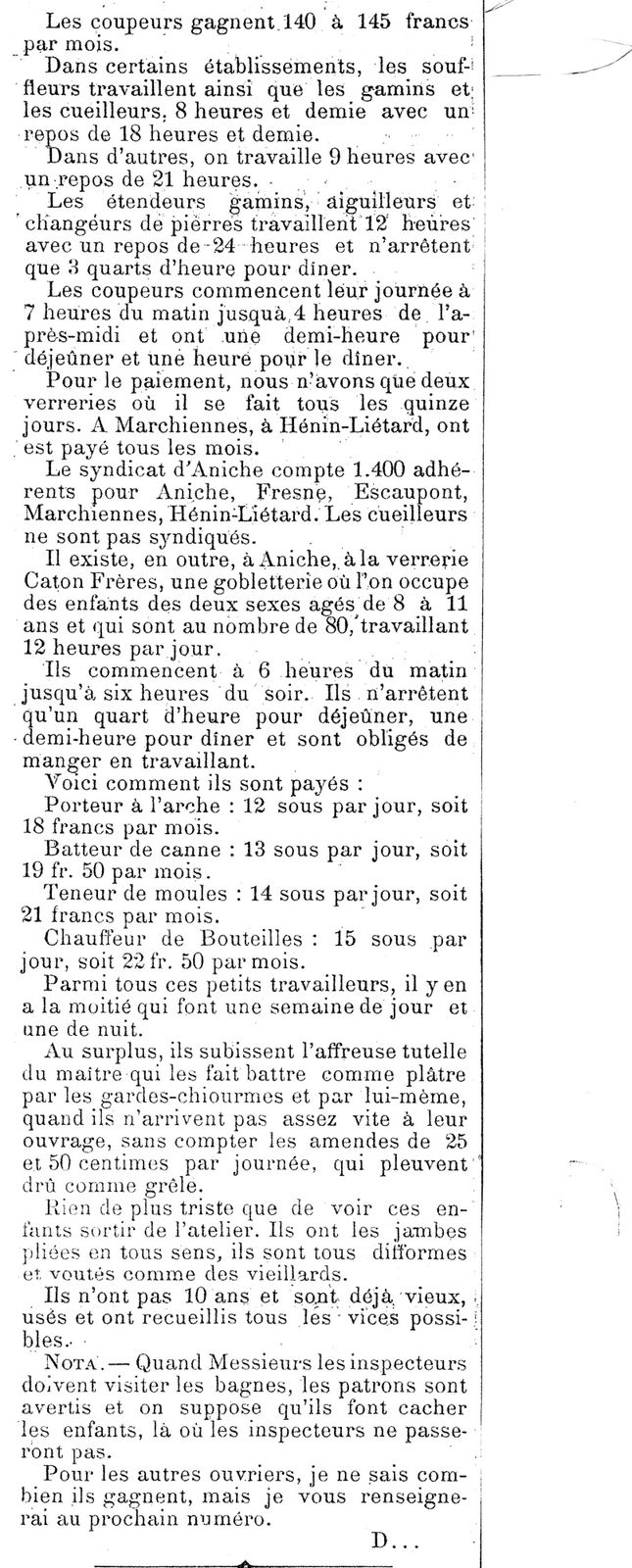 Article paru le 3 Juin 1894 dans le journal LE REV-copie-1