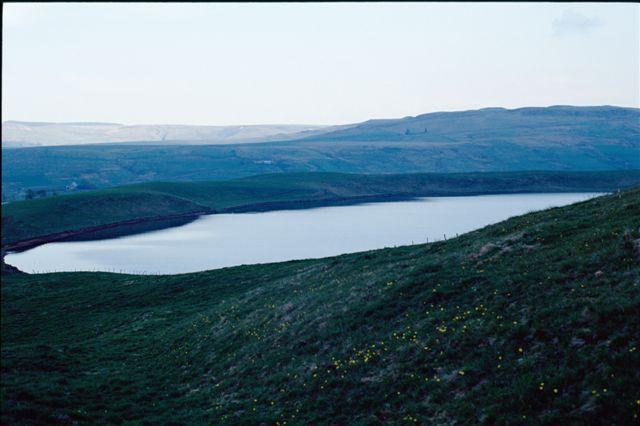 La Godivelle : lac d'En Haut