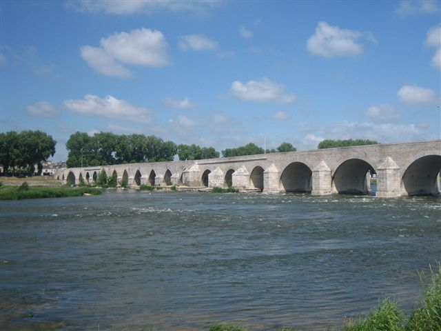 Beaugency : le pont