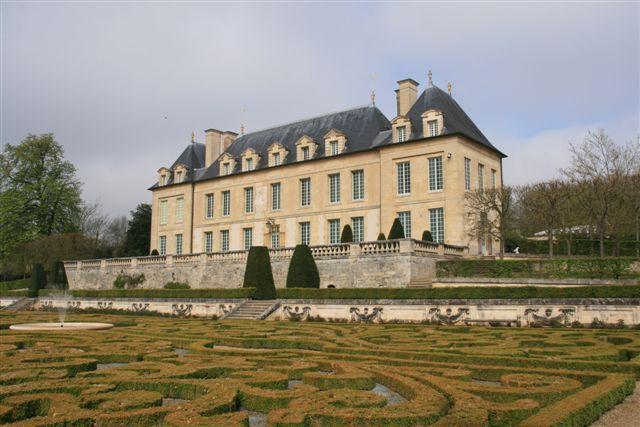 Château Auvers sur Oise