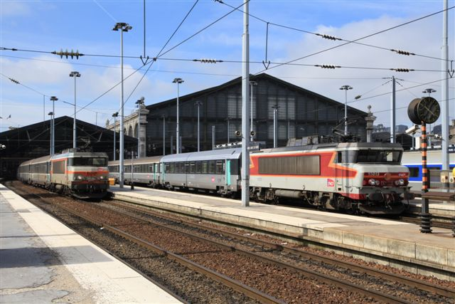 Locomotive 2électrique BB 15000