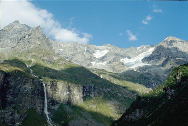 Cascade du Mont Pourri