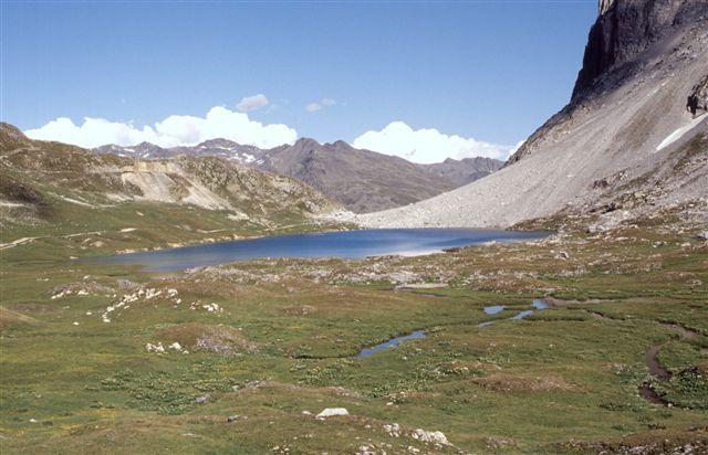 Lac Rond et seuil des Rochilles
