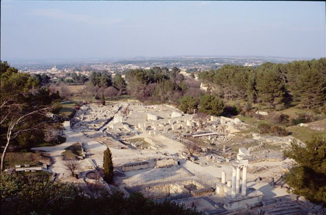 Site antique de Glanum