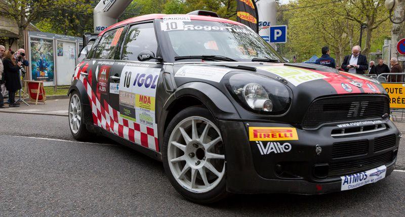 Rallye de Charbonnières 2014