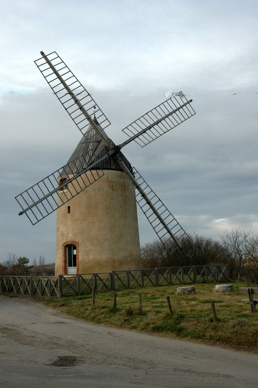 Moulin Montbrun Lauragais