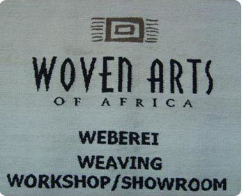 woven arts of africa