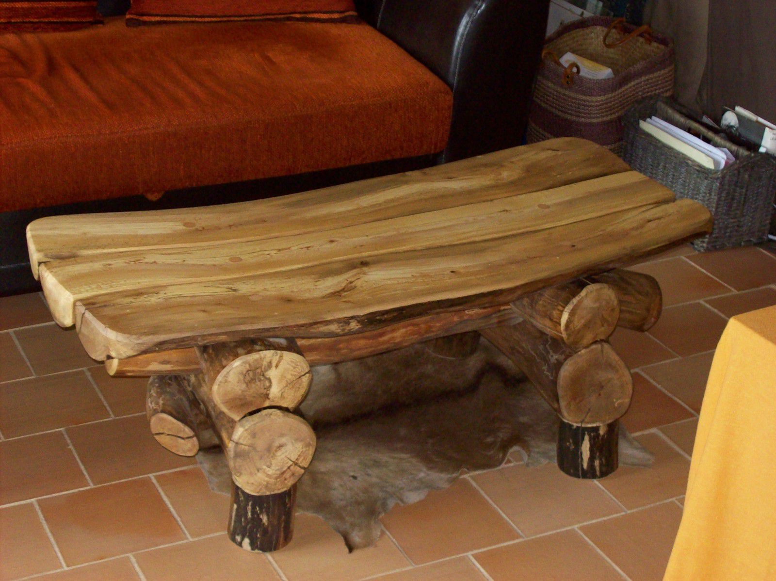Album Tables Basses Rondinsdesbois Fr Creations En Rondins Bruts