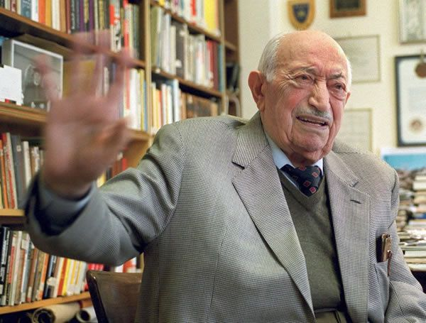 Wiesenthal died at the age of 96 in 2005