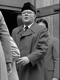 John Demjanjuk in 1983