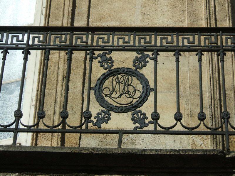 Dans le Bordeaux du 18e siècle, Tourny eut le même rôle qu' Haussmann, dans le Paris du 19e siècle