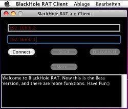 BlackHole RAT